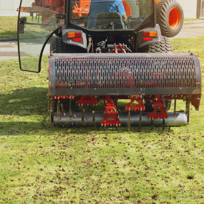 aeration holes